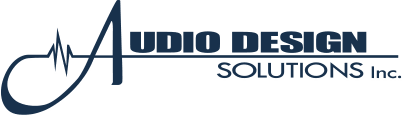 Audio Design Solutions logo